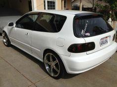 92 Honda Civic Hatchback VX