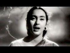 Chand Phir Nikla - Nutan, Lata Mangeshkar, Paying Guest Song