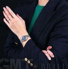 Gold Statement Earrings, Rolex Watches, Women, Woman