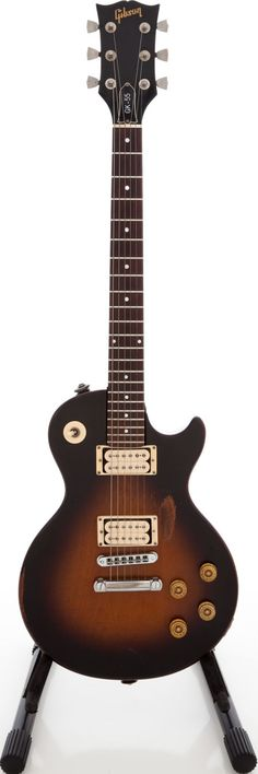 Les Paul GK-55 Gibson Les Paul, Gibson Guitars, Electric Guitars, Acoustic Guitar, Bass, Musicians, Heaven, Music Instruments, Awesome