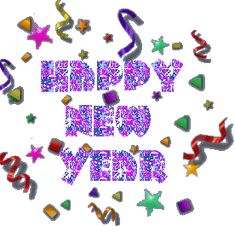 23455gif 276272 happy new year animation new year message