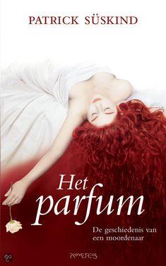 O Perfume, livro de Patrick Suskind, edição holandesa.