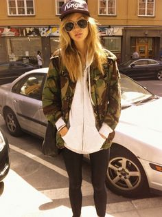 Camouflage Military Trend Trendy Feather Blog