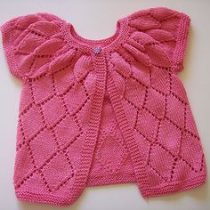 Knitmeasweater : FREE KNITTED PATTERN BABY CARDIGAN DISCLAIMER ...