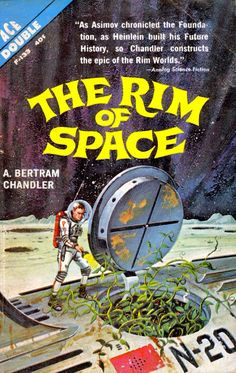 Amazing Vintage Sci-Fi Magazine and Book Cover Art | by modern_fred