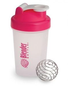 Protein Shaker. The blender ball is clutch for preventing those gross lumps of protein powder.