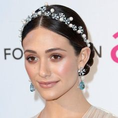 Emmy Rossum at the Oscars