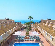 Hotel RH Casablanca - Vista general Casablanca, Dolores Park, Exterior, Travel, Ocean Views, Hotels, Beach, Pictures, Viajes