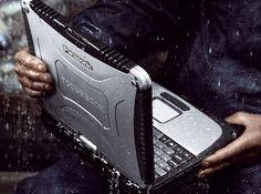 Toughbook C-19. Panasonic Renueva su portátil todoterreno  http://www.xataka.com/p/92850