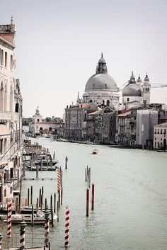 Venice, Italy. Never thought I be able to visit this city and I absolutely can't wait to go back..maybe in the winter next time.
