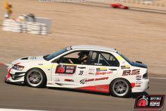 Brandon Ranvek qualified for the 2015 #OUSCI in his 2006 Mitsubishi Evo