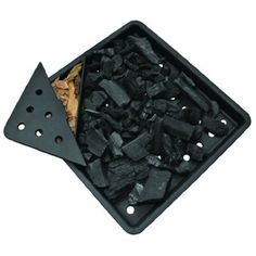 Napoleon 67731 Charcoal Tray for 485 605 and 730 Series Grills Outdoor Grill Accessory Charcoal Tray