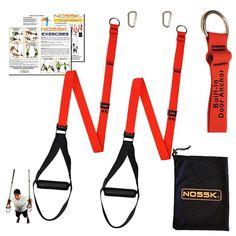One Arm Row, Weight Trainer, Suspension Straps, Suspension Trainer, Ab Roller, Body Training, Home Gym Equipment, Muscle Tone, Workout Machines