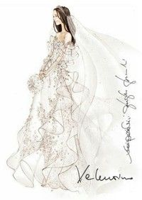 <3 love this dress drawing