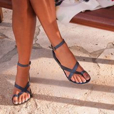 In search of these sandals! I would like to find these Mia gumdrop sandals in blue. MIA Shoes Sandals