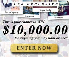 Sweepin N  More: LSA Exclusive Summer Dream Sweeps