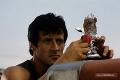 Over The Top - Publicity still of Sylvester Stallone