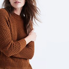Madewell+-+French+Quarter+Pullover+Sweater