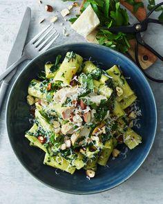 Easy Salad Recipes, Easy Salads, Pasta Recipes, Dinner Recipes, Healthy Recipes, Chapati, Bolognese, Tortellini, Italian Recipes
