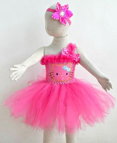 tutu | ... Hello Kitty Tutu Dress Set-Hello Kitty Tutu Dress, Hello Kitty Tutu