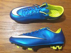 4bf46c9f1ec9 NEW Nike Mercurial Veloce II FG Women s Soccer Cleats Boots Shoes 658572  400  Nike Womens