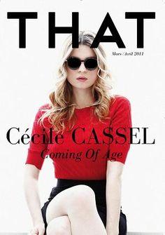 Cecile Cassel
