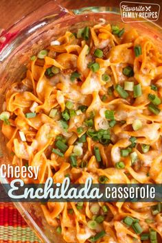 Enchilada Casserole This easy Cheesy Enchilada Casserole your whole family will love! My husband requests it all the time! Make it with leftover shredded chicken or beef. via easy Cheesy Enchilada Casserole your whole family will love! My husban. Enchilada Casserole, Casserole Recipes, Rice Casserole, Enchilada Sauce, Quiche, Cheesy Enchiladas, Cooking Challenge, Homemade Crunchwrap Supreme, Baked Strawberries