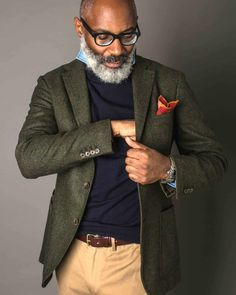 The art of the gentleman...according to Errol B. — sartoriarebellions: #sobrittish #sportchic...