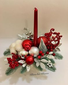 Christmas Candles, Christmas Tree Ornaments, Christmas Time, Christmas Wreaths, Christmas Crafts, Xmas, Christmas Arrangements, Christmas Centerpieces, Flower Arrangements