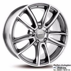 4x MAM A7 ALUFELGE 18 ZOLL 8Jx18 ET35 LK 5/112 Audi/VW/Seat/Skoda/Mercedes *NEU*