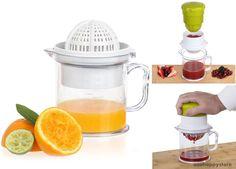 Manual Citrus Juicer Maker Serving Cup Fruit Orange Lemon Kitchen Utensil Gadget #Jumbl