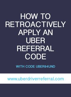 uber referral coupon