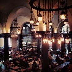 CENTRAL: A café-restaurant in the grand European style, the Wolseley – once the showroom for Wolseley Motors – is ideal for an indulgent breakfast or high tea.