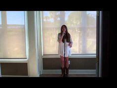 Karoline sings Valerie (Cover song by Amy Winehouse)