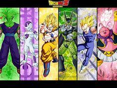 Heroes Of DragonBall Z by JkSuf on DeviantArt