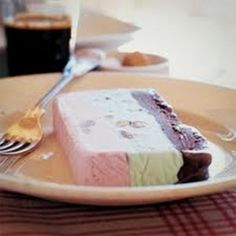 Italian Dessert Recipes | Italian Spumoni Dessert Recipes