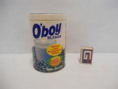 Annons på Tradera: Marabou   OBOY    Blåbär      450  g     ( ovanlig )