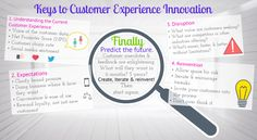 Keys to Customer Experience Innovation (MAP) - 360 Connext