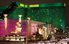 MGM Grand Hotel in Las Vegas was an awesome place to stay when we went to back in 2003. Been there done that, but won't go back to Las Vegas ever again.