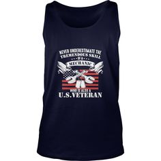 Never Underestimate Mechanic Who Is Also US Veteran T-Shirt SHIRT #gift #ideas #Popular #Everything #Videos #Shop #Animals #pets #Architecture #Art #Cars #motorcycles #Celebrities #DIY #crafts #Design #Education #Entertainment #Food #drink #Gardening #Geek #Hair #beauty #Health #fitness #History #Holidays #events #Home decor #Humor #Illustrations #posters #Kids #parenting #Men #Outdoors #Photography #Products #Quotes #Science #nature #Sports #Tattoos #Technology #Travel #Weddings #Women