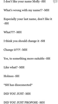 Sherlolly isn't my thing.but if Sherlock were to be the type to propose genuinely, and if he were to be fond of Molly in that way, then this would be how he would do it. Sherlock Fandom, Sherlock Holmes, Will Herondale, Mrs Hudson, Sherlolly, Fandoms, 221b Baker Street, Moriarty, Books