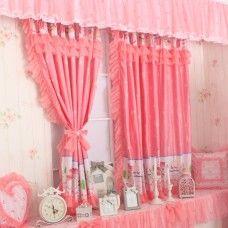 beautiful curtains!