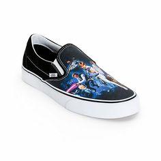16d39573d2 Star Wars x Vans Slip On New Hope Skate Shoes