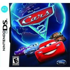 Disney Pixar Cars 2 DS Your #1 Source for Video Games, Consoles & Accessories! Multicitygames.com