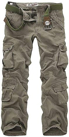 online shopping for Hajotrawa Men Cargo Travel Multi Pockets Solid Trousers Sport Pants from top store. See new offer for Hajotrawa Men Cargo Travel Multi Pockets Solid Trousers Sport Pants Camouflage Cargo Pants, Military Camouflage, Army Camo, Cargo Pants Men, Mens Cargo, Sport Pants, Women's Camo, Men's Pants, Pink Camo