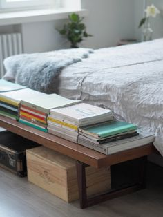 Books | Anna Stolzmann's home | Photo: Pupulandia