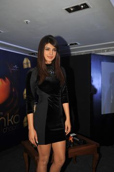 Priyanka Chopra Promoting In My City at Blenders Pride Fashion Tour.