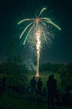 I Love Fireworks