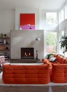Interieur inspiratie uit Colorado. Voor meer interieur inspiratie kijk ook eens op http://www.wonenonline.nl/interieur-inrichten/
