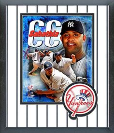 CC Sabathia Framed With Team Color Double Matting Ready To Hang- Awesome & Beautiful-Must For A Championship Team Fan! All Most Team Players Available-Please Go Through Description & Mention In Gift Message If Need A different Team. Art and More, Davenport, IA http://www.amazon.com/dp/B00NW3INUG/ref=cm_sw_r_pi_dp_NBlqub0A1QYWE